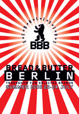 BREAD & BUTTER BERLIN