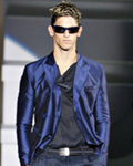 "Click here to see the ""Emporio Armani Men's Collection Spring/Summer 2009"""