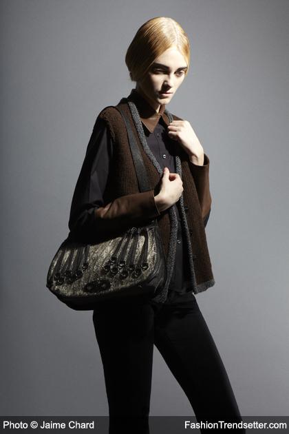 Designer Devi Kroell Unveils 'Dax Gabler'
