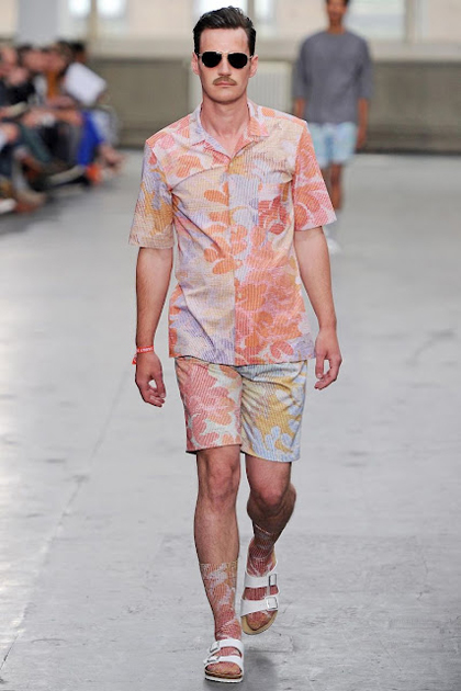 Agi & Sam Menswear Spring/Summer 2013