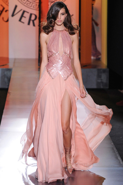 Haute Couture Autumn/Winter 2012/2013 Coverage: Atelier Versace