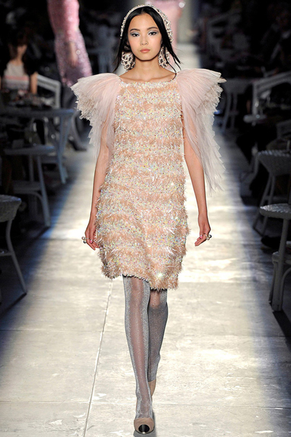Chanel Haute Couture Autumn/Winter 2012/2013