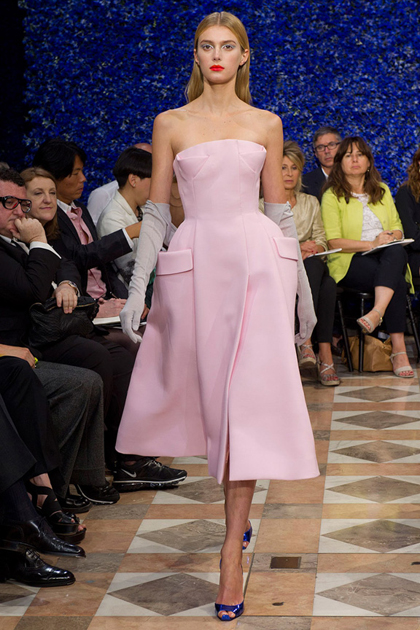 Christian Dior Haute Couture Autumn/Winter 2012/2013
