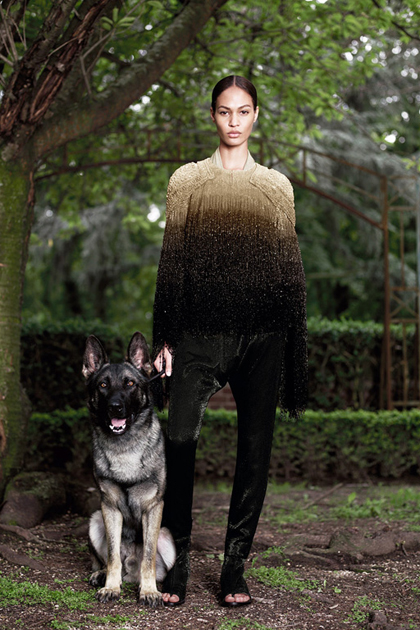 Givenchy Haute Couture Autumn/Winter 2012/2013