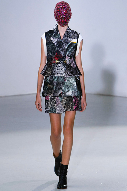 Maison Martin Margiela Haute Couture Autumn/Winter 2012/2013