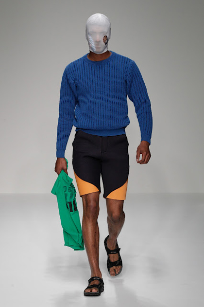 Martine Rose Menswear Spring/Summer 2013