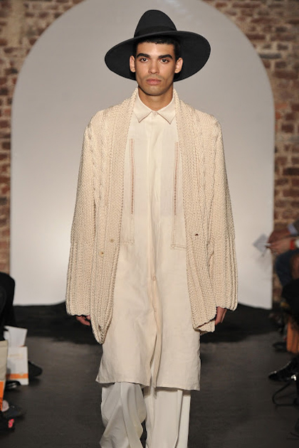 Matteo Mollinari Menswear Spring/Summer 2013