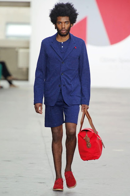 Oliver Spencer Menswear Spring/Summer 2013