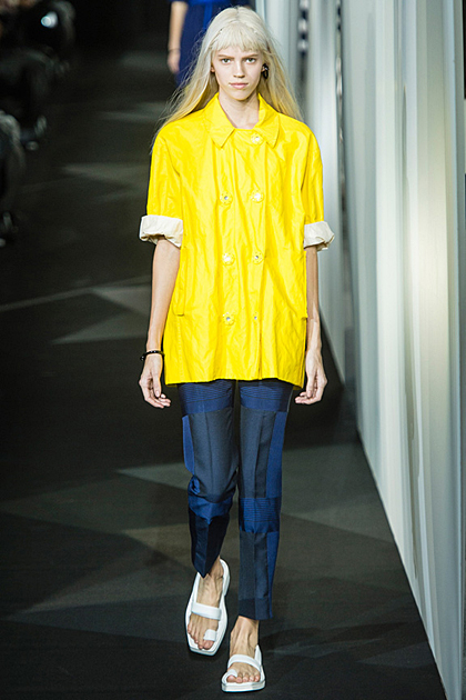 Paris Fashion Week Spring/Summer 2014 Coverage: Acne