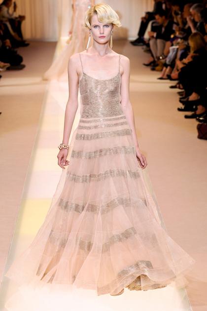 Haute Couture Autumn/Winter 2013/2014: Armani Privé