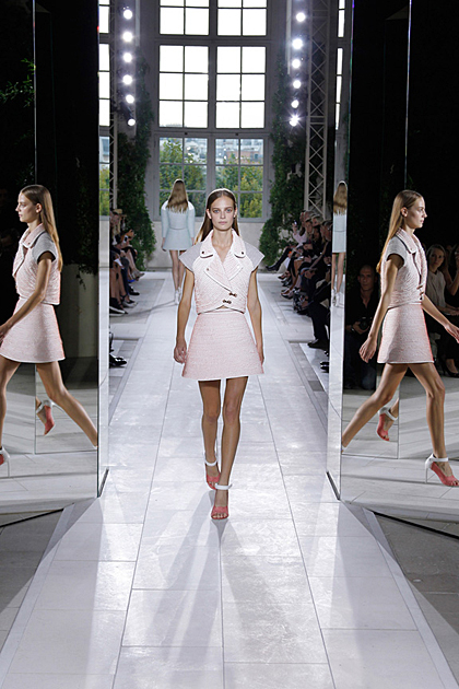 Paris Fashion Week Spring/Summer 2014 Coverage: Balenciaga