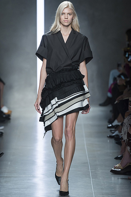 Milan Fashion Week Spring/Summer 2014 Coverage: Bottega Veneta