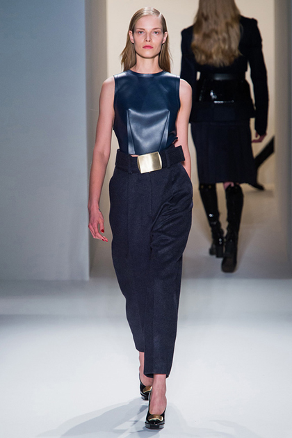 Milan Fashion Week Autumn/Winter 2013 Coverage: Bottega Veneta