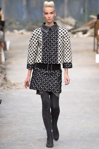 Haute Couture Autumn/Winter 2013/2014: Chanel