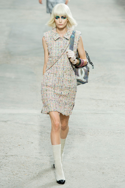 Paris Fashion Week Spring/Summer 2014 Coverage: Chanel