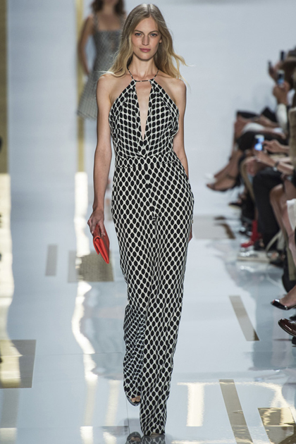 New York Fashion Week Spring/Summer 2014 Coverage: Diane von Furstenberg