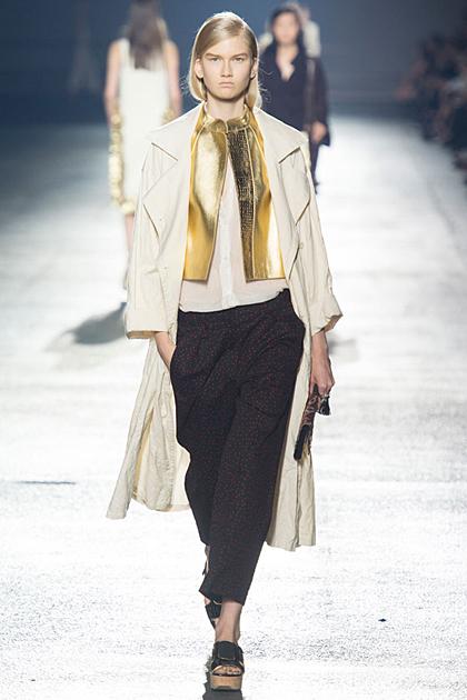 Paris Fashion Week Spring/Summer 2014 Coverage: Dries Van Noten