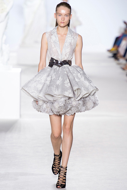 Haute Couture Autumn/Winter 2013/2014: Giambattista Valli