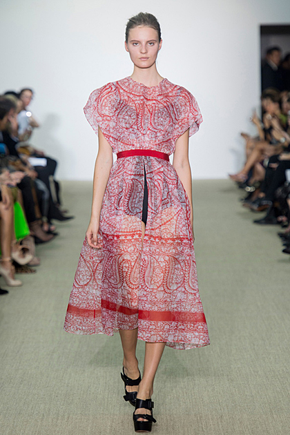 Paris Fashion Week Spring/Summer 2014 Coverage: Giambattista Valli