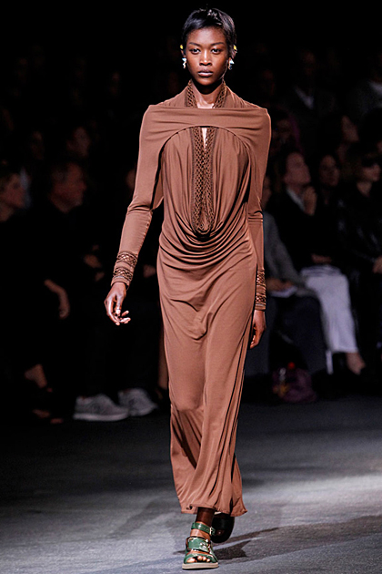 Paris Fashion Week Spring/Summer 2014 Coverage: Givenchy