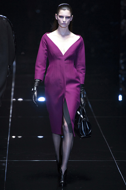 Milan Fashion Week Autumn/Winter 2013 Coverage: Gucci