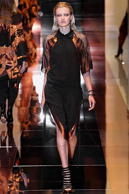 Milan Fashion Week Spring/Summer 2014 Coverage: Gucci