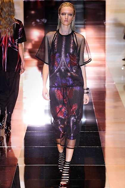 Milan Fashion Week Spring/Summer 2014 Coverage: Gucci