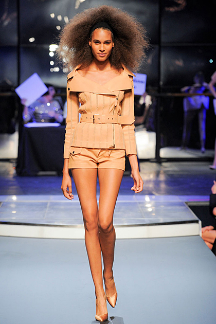 Paris Fashion Week Spring/Summer 2014 Coverage: Jean Paul Gaultier