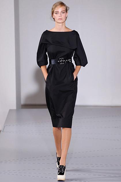 Milan Fashion Week Spring/Summer 2014 Coverage: Jil Sander