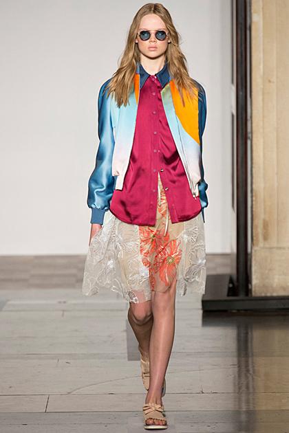 London Fashion Week Spring/Summer 2014 Coverage: Jonathan Saunders