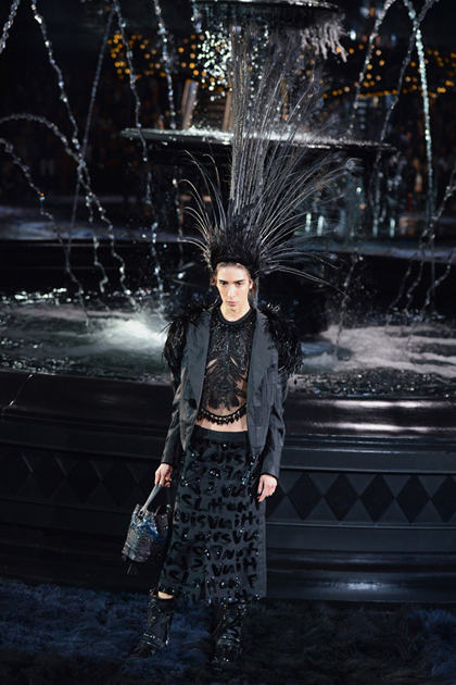 Paris Fashion Week Spring/Summer 2014 Coverage: Louis Vuitton