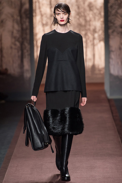 Milan Fashion Week Autumn/Winter 2013 Coverage: Marni