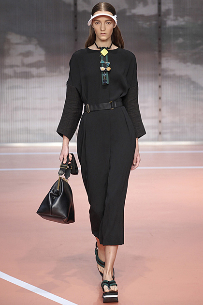 Milan Fashion Week Spring/Summer 2014 Coverage: Marni