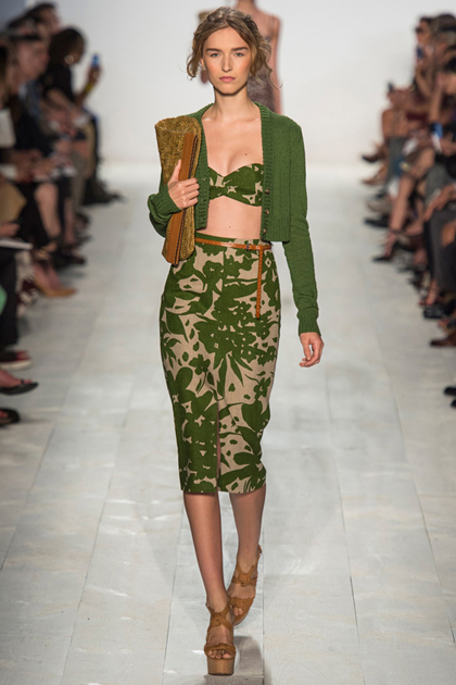 New York Fashion Week Spring/Summer 2014 Coverage: Michael Kors