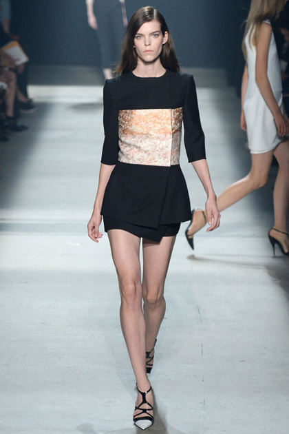 New York Fashion Week Spring/Summer 2014 Coverage: Narciso Rodriguez