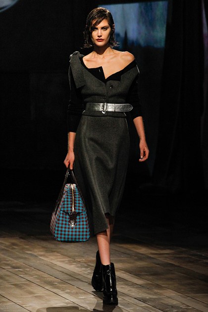 Milan Fashion Week Autumn/Winter 2013 Coverage: Prada