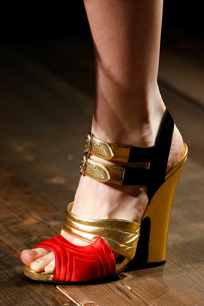 Milan Fashion Week Autumn/Winter 2013 Shoes