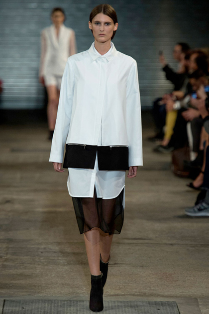 London Fashion Week Spring/Summer 2014 Coverage: Richard Nicoll