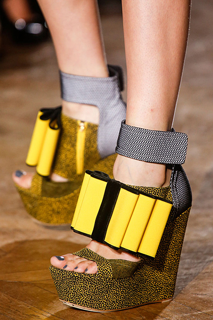 Paris Fashion Week Spring/Summer 2014 Shoes