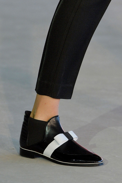 Chic flats at Roksanda Illincic - a perfect every day shoe.