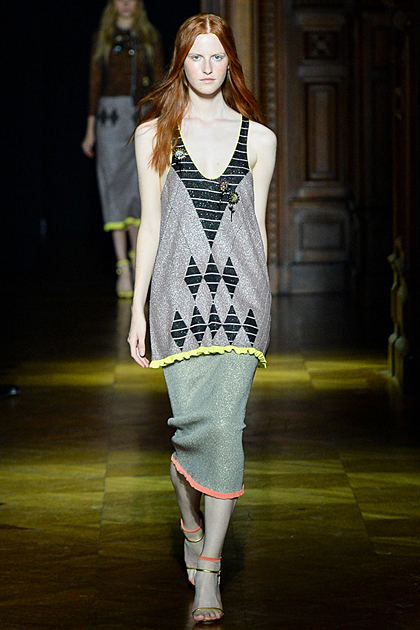 Paris Fashion Week Spring/Summer 2014 Coverage: Sonia Rykiel