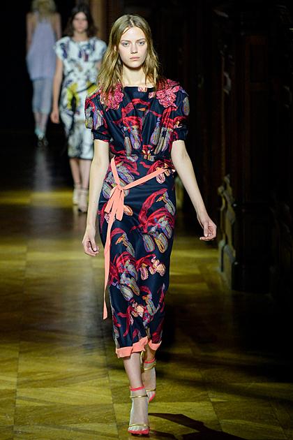 Paris Fashion Week Spring/Summer 2014 Coverage: Sonia Rykiel