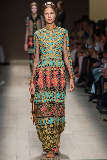 Paris Fashion Week Spring/Summer 2014 Coverage: Valentino