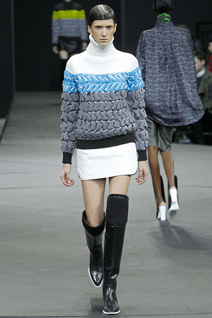 New York Fashion Week Fall 2014: Alexander Wang