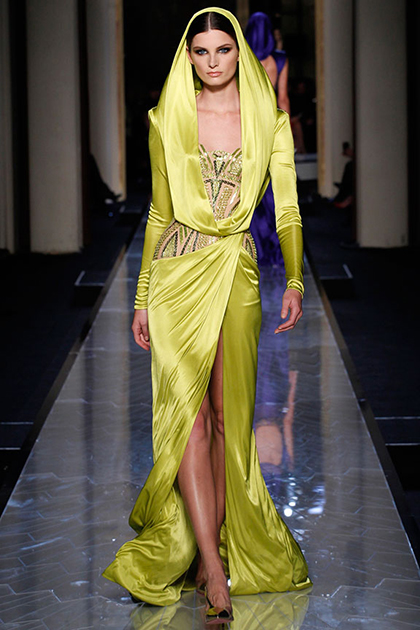 Haute Couture Spring/Summer 2014: Atelier Versace