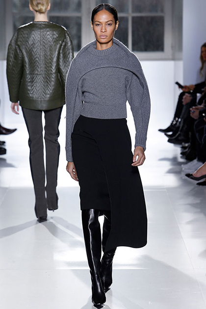 Paris Fashion Week Fall 2014: Balenciaga