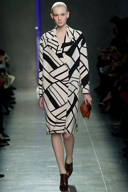 Milan Fashion Week Fall 2014: Bottega Veneta