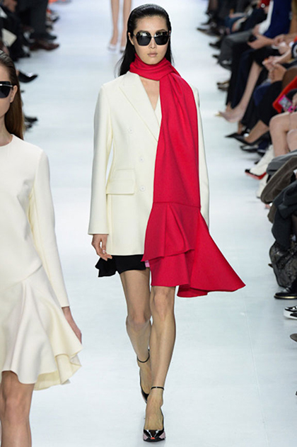 Paris Fashion Week Fall 2014: Christian Dior