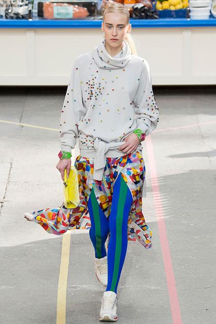 Paris Fashion Week Fall 2014: Chanel