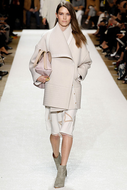 Paris Fashion Week Fall 2014: Chloé